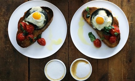 My Kitchen: Michael Zee of Symmetry Breakfasts