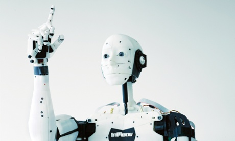 Meet the robot giving hospitalised children superpowers