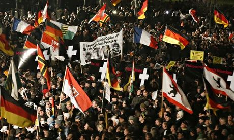 Pegida's Newcastle rally is in step with mainstream British politics