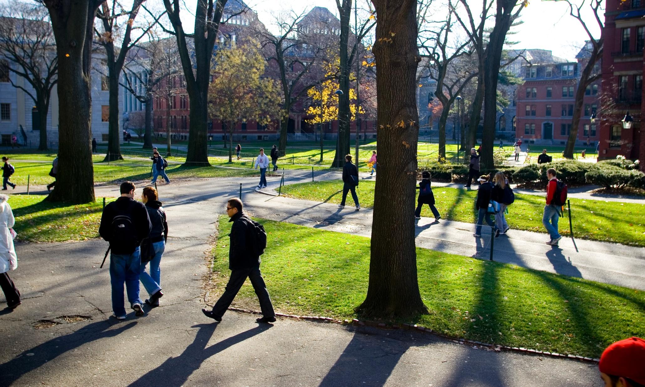 Harvard officially ban...