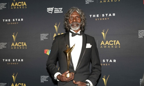 David Gulpilil: the lessons I learned from Charlie's Country
