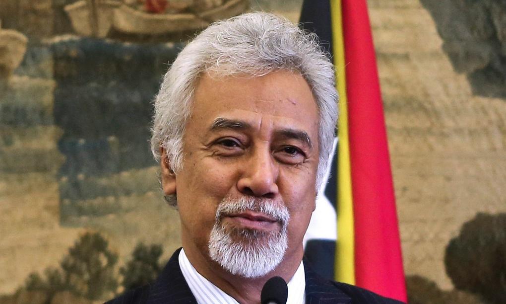 Xanana Gusmao stands down as Timor Leste prime minister