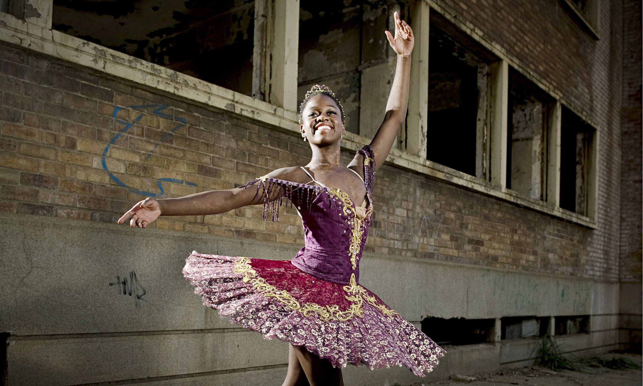 Michaela Deprince There Are Practically No Black Dancers