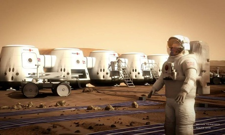 Mars One mission: a one-way trip to the red planet in 2024