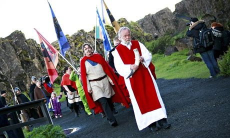 Back for Thor: how Iceland is reconnecting with its pagan past