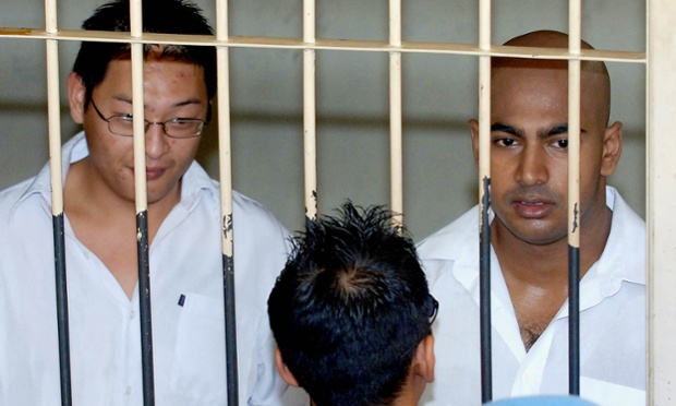 Indonesia scolds Australia over offer to pay for Bali Nine pair's life in prison