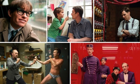 Baftas 2015: Boyhood wins top honours but Grand Budapest Hotel checks out with most
