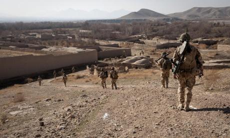 Isis-linked militant killed in Afghanistan drone strike