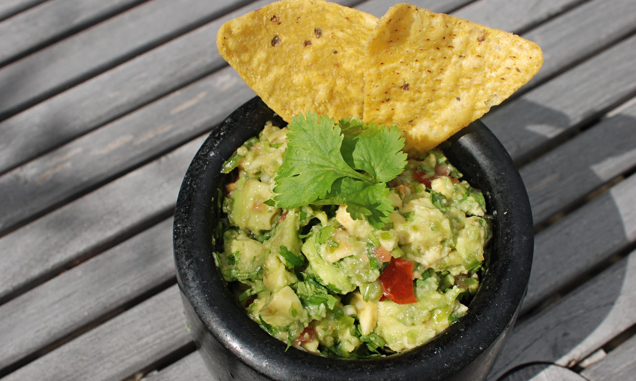 Jack White's guacamole recipe: perfect for the avocado ...