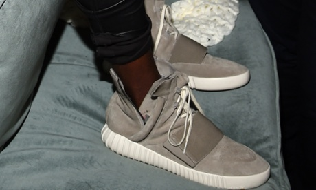 Kanye West's designs for Adidas revealed – three other rappers