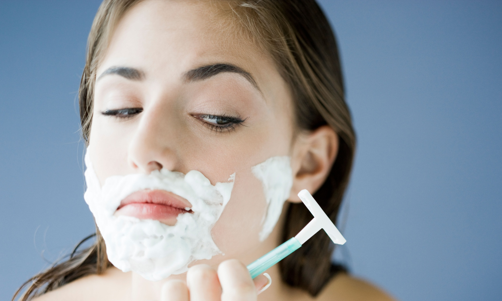 Why its a terrible idea for women to shave their faces