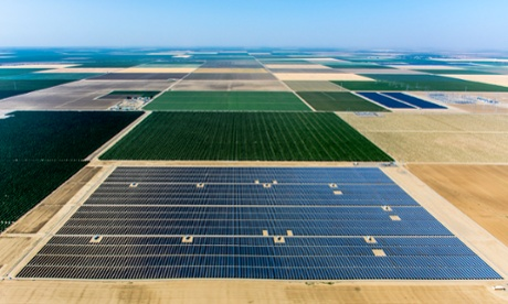 Under the sun: Australia's largest solar farm set to sprout in a Queensland field