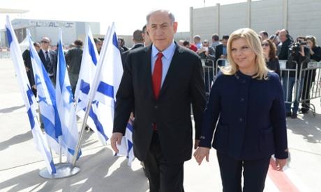 Netanyahu flies in for Congress speech as US-Israeli relations hit low point