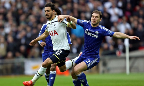 Chelsea's victory over Tottenham Hotspur hardly a high-tempo display | Michael Cox