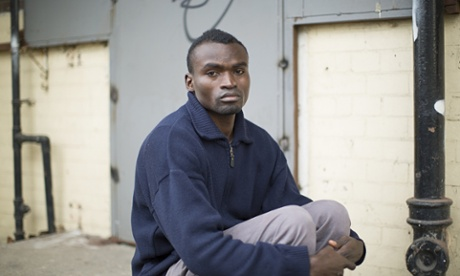 Jimmy Thoronka: Sierra Leone athlete inundated with offers of help after arrest