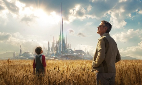 Tomorrowland today: watch the trailer for George Clooney's sci-fi blockbuster