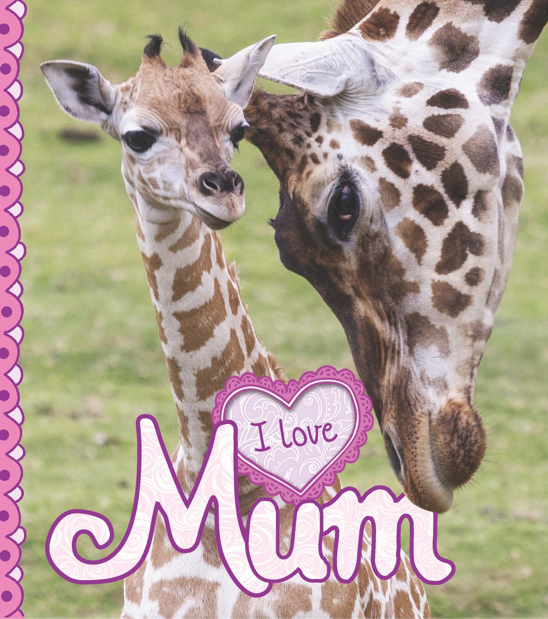 mum kids animals - photo #19