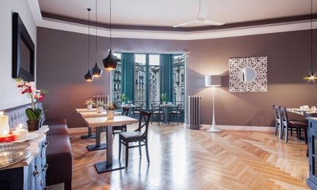 Top 10 budget hotels, hostels and B&Bs in Barcelona