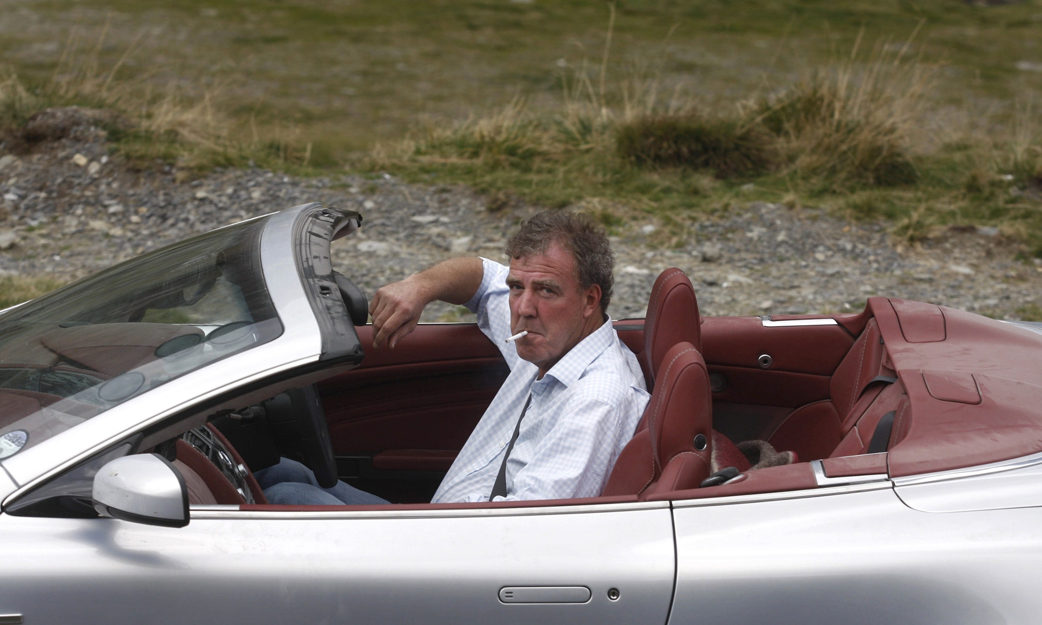Clarkson should do the decent thing and resign