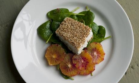 Nigel Slater's five vegetarian recipes