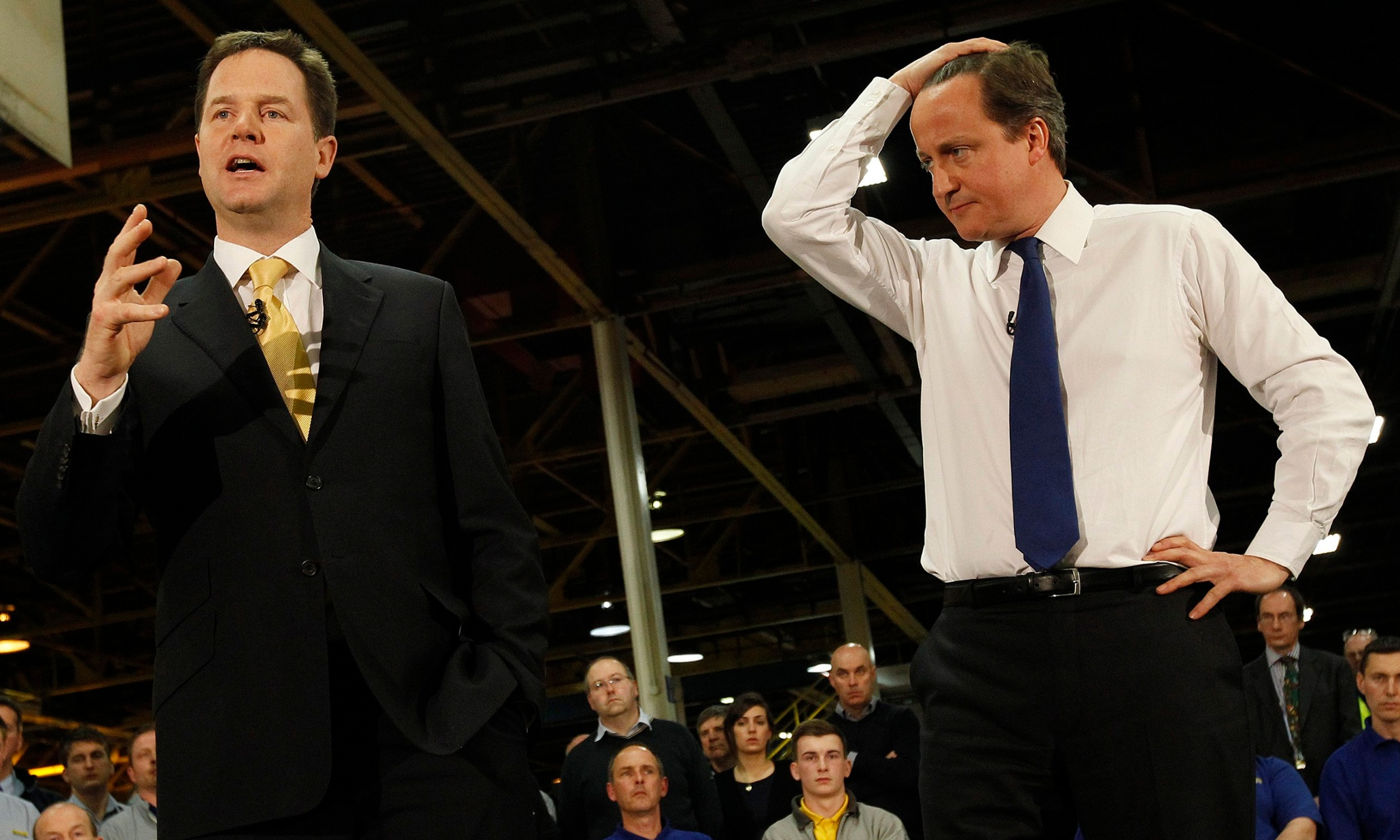 Coalition Britain in 12 charts
