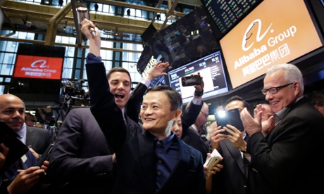 Snapchat 'worth $15bn' after Alibaba invesment