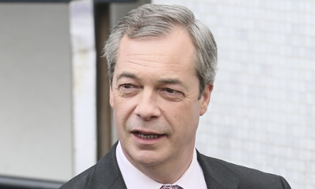 Nigel Farage on anti-discrimination laws: a lazy appeal to lazy voters