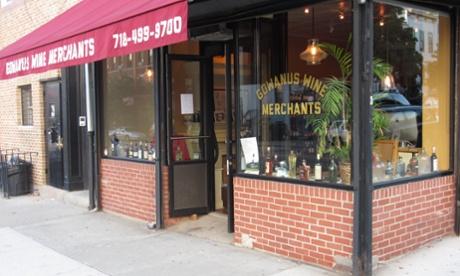 Gowanus Wine Merchants, Gowanus, Brooklyn