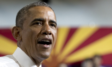 Obama touts improvements in veterans healthcare in visit to Phoenix hospital