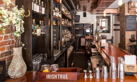 Where everybody knows your name: how whiskey and craft beers are helping Irish bars thrive in New York