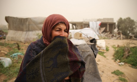 Women in Gaza: 'If we want to live here, we want to live in dignity'