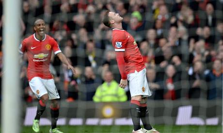 Wayne Rooney shows fighting spirit for Manchester United win over Tottenham | David Hytner