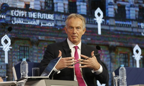 Tony Blair to step back from role as Middle East peace envoy – report