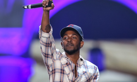 Kendrick Lamar's To Pimp a Butterfly unveiled a week early