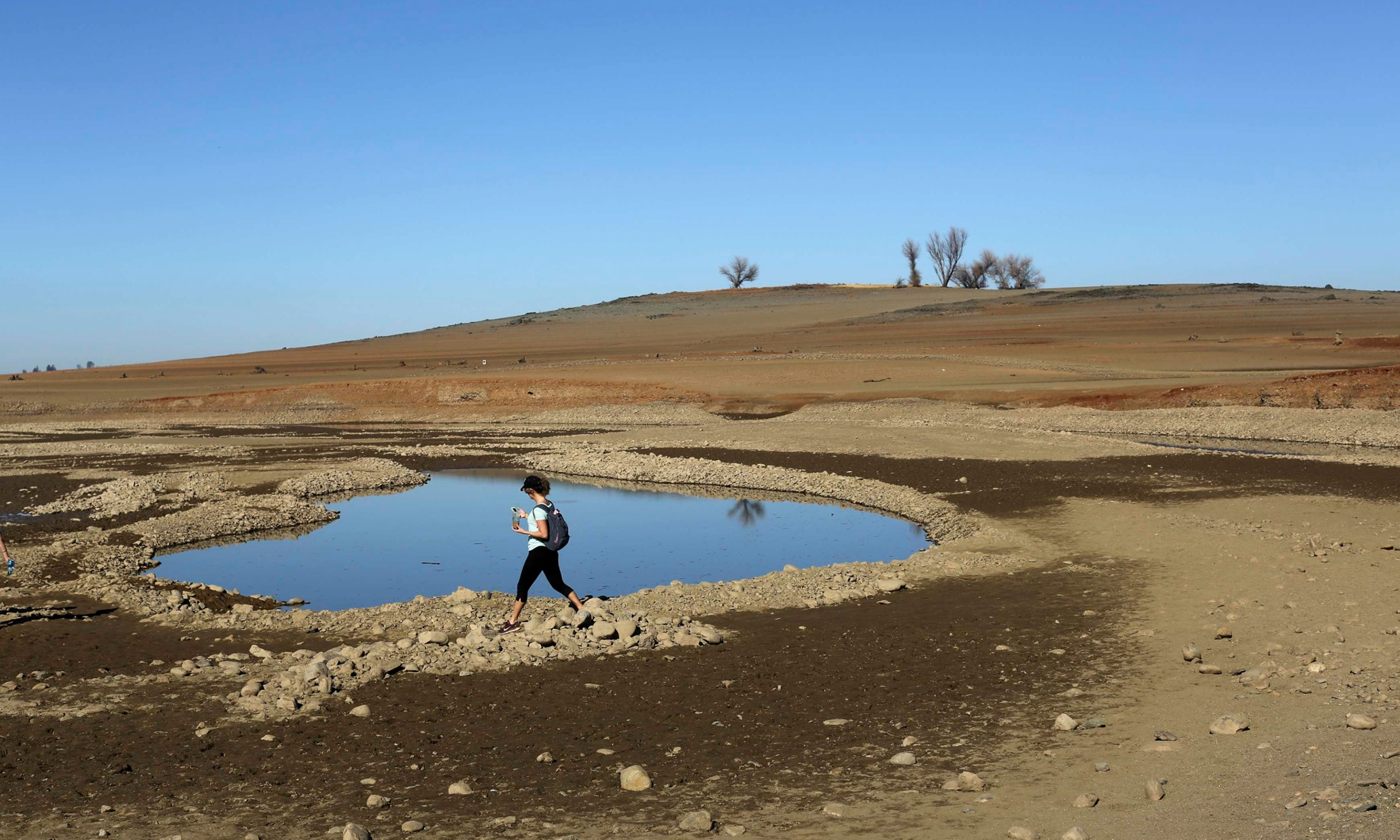 Drought-stricken California only has one year of water left, Nasa scientist warns