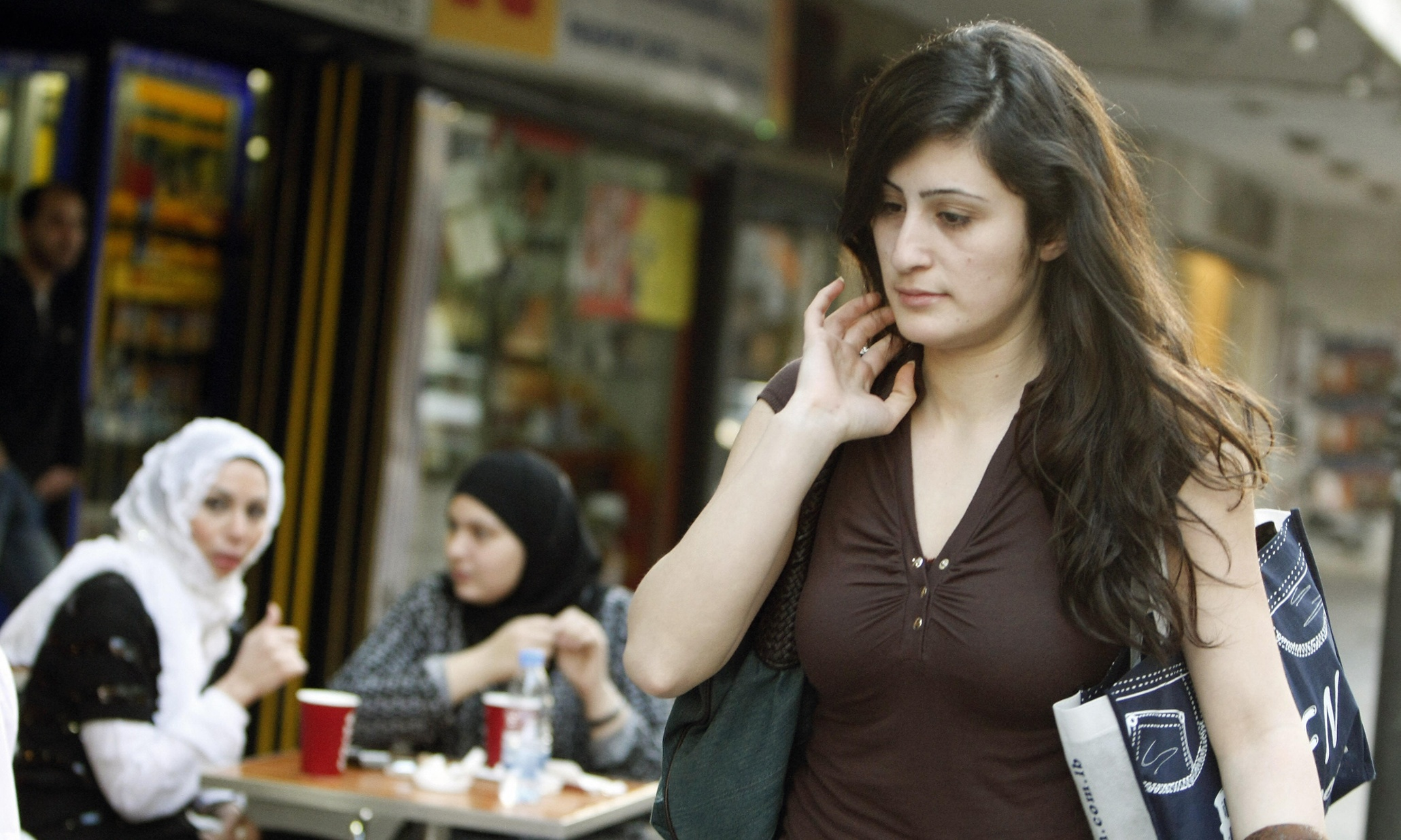 Don't call me oppressed because I'm an Arab woman. It denies me the right to my own experience