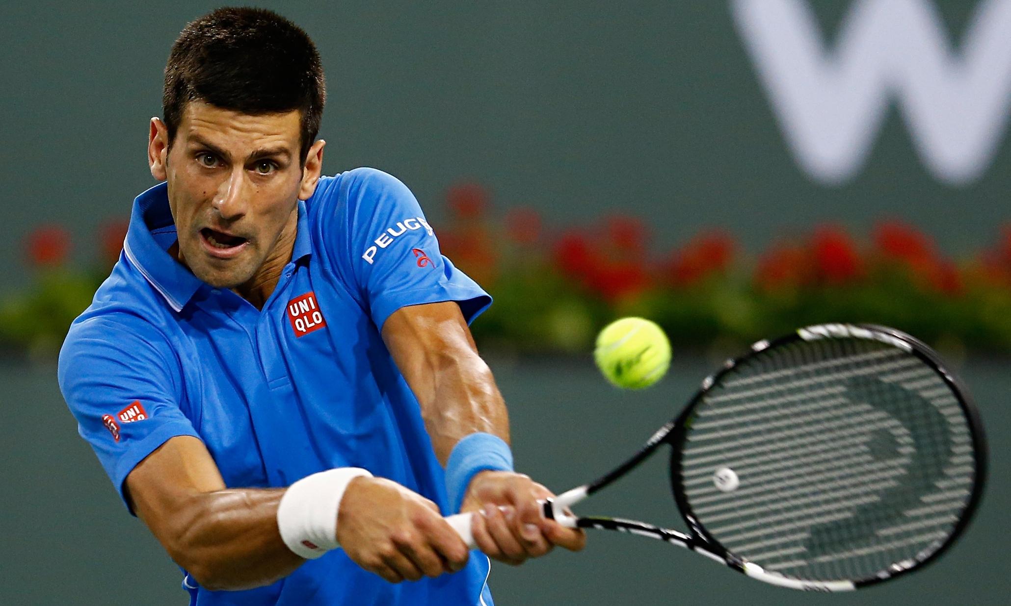 Albert Ramos Vinolas - Novak Djokovic