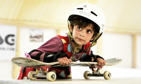 Afghan skateboarding? A call-to-prayer contest? New Muslim channel has it all