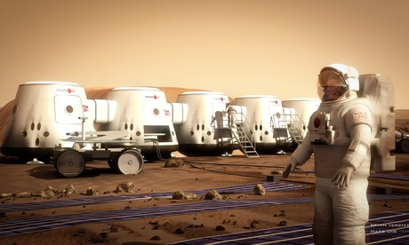 Houston, we have a lot of problems: is Mars One too good to be true?