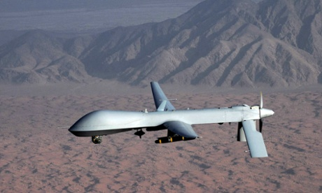 US loses drone over Syria, which claims to have brought it down