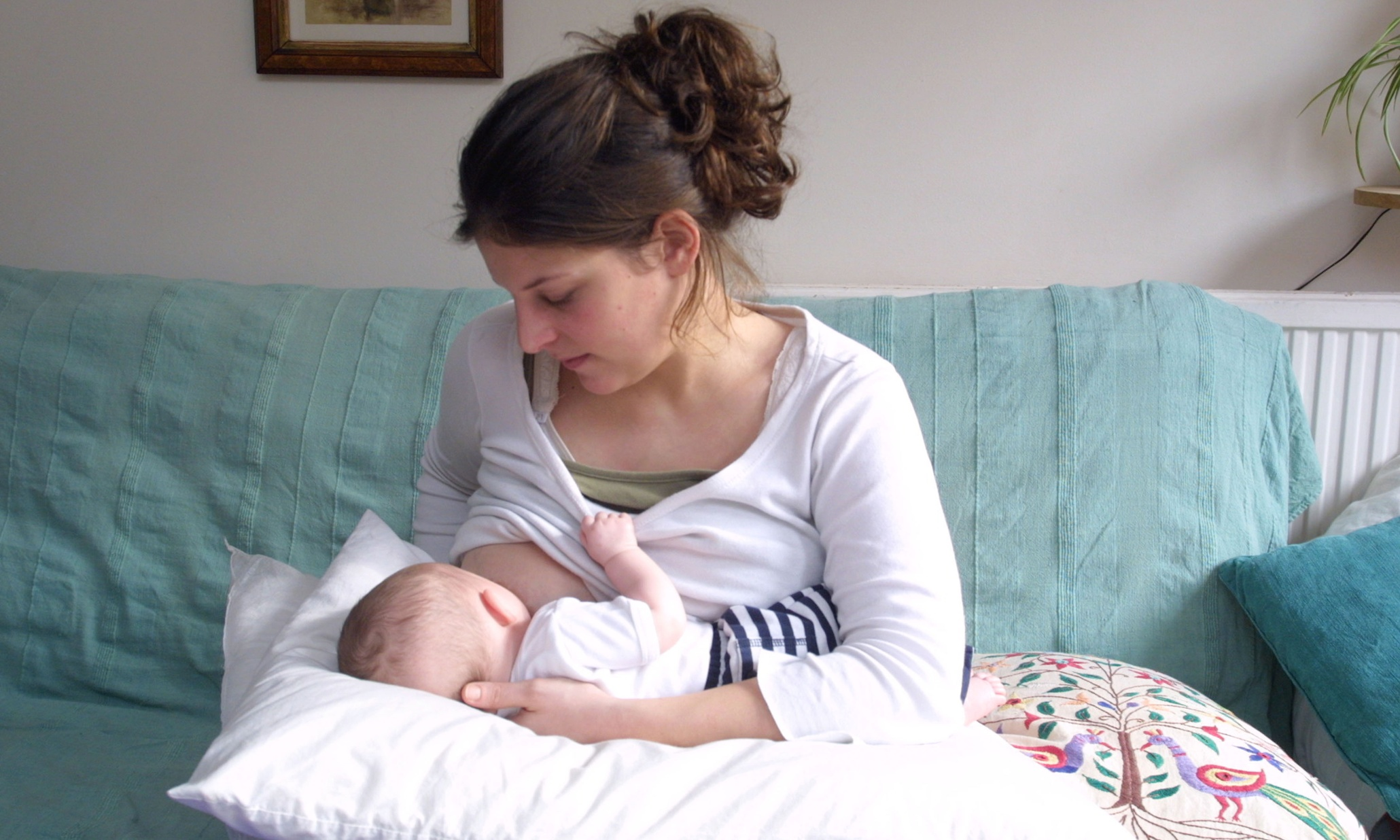 essay about breastfeeding