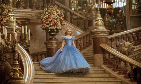 Cinderella's sweeping entry to box-office ball marks next stage for Disney Princess brand