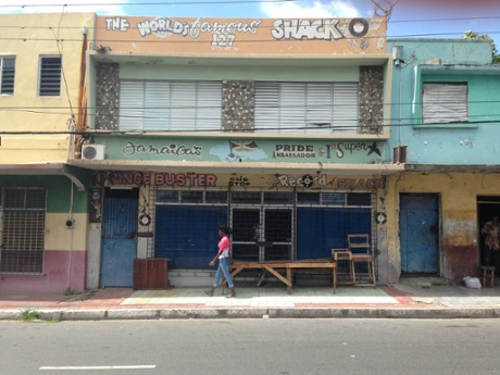 Prince Buster's Record Shop, Kingston, Jamaica