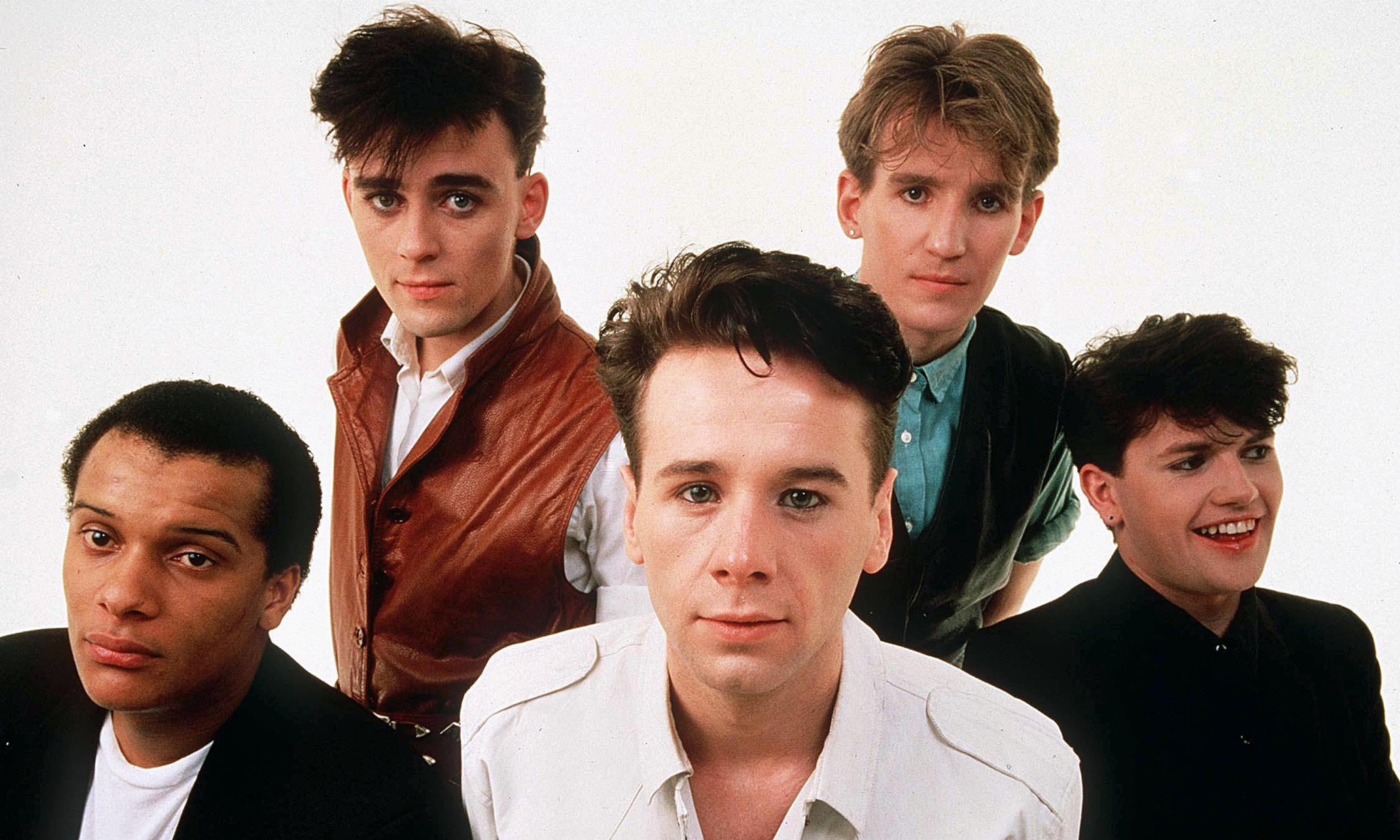 Simple Minds: 10 of the best   Music   The Guardian