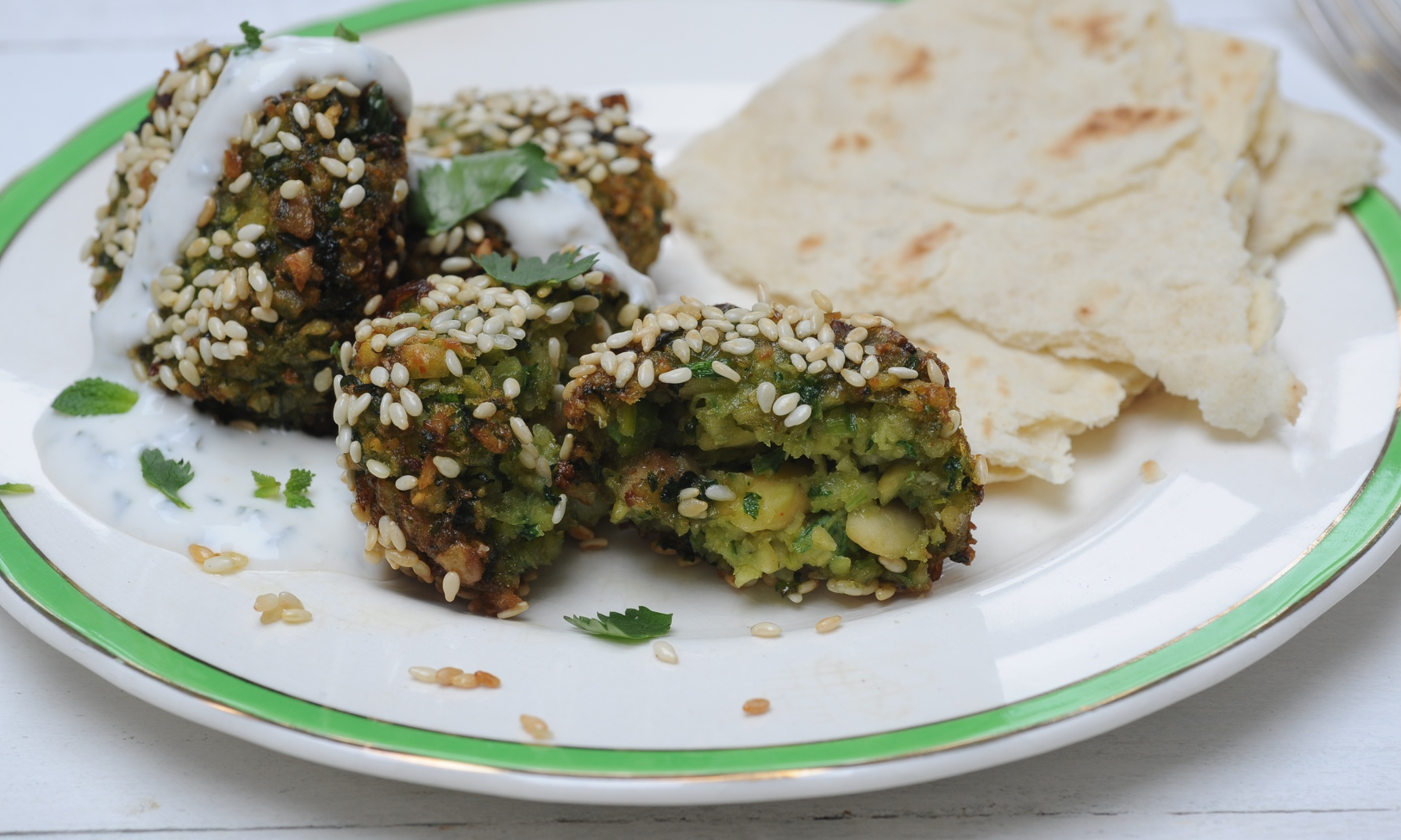 The world's best falafel recipe comes from Egypt
