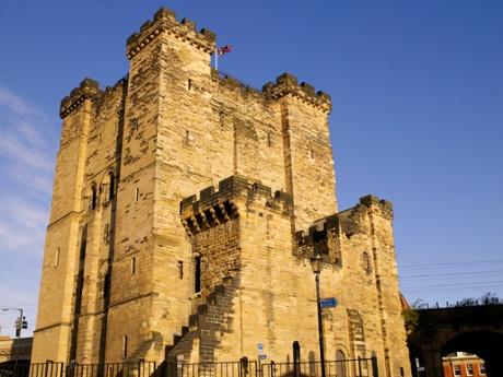 Newcastle Castle Keep, Newcastle