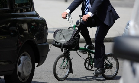 Can big businesses make political leaders get serious about cycling?