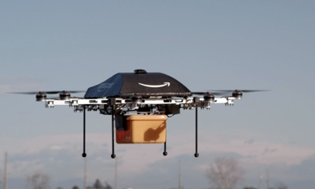 Amazon delivery drone wins FAA approval for testing in rural Washington