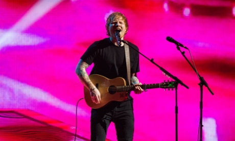 YouTube enlists Ed Sheeran and Charli XCX for its 2015 music awards