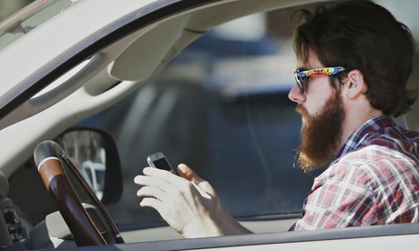 Tougher punishments for texting while driving won't work